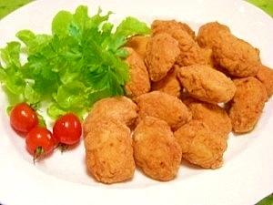 豆腐 ナゲット レシピ