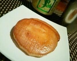 フライパンで簡単、味しみしみ筍ステーキ