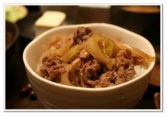 牛丼 ◎簡単だけどびっくりするくらい美味しい!