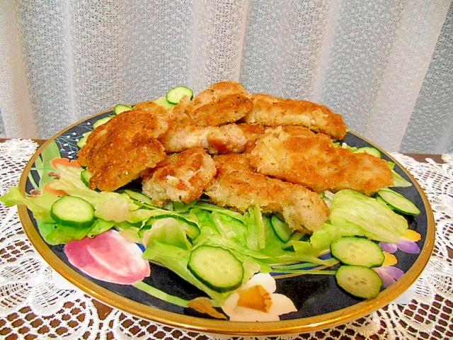 鶏肉のカツレツ
