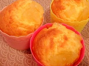 ホット ケーキ ミックス カップ ケーキ バター なし