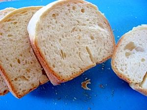自家製ミカン酵母で食パン(ホームベーカリー使用)♪