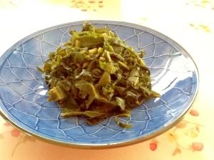 ふき の 葉 佃煮