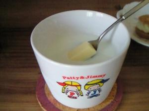 HOT☆ホワイトショコラオレ