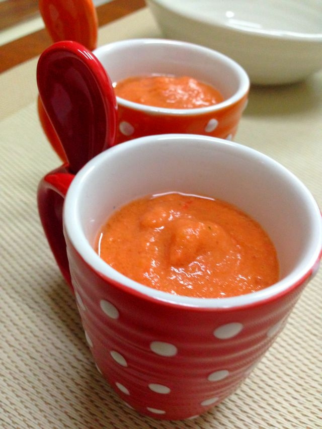スープに♪ディップに♪スプレッド♪使えるガスパチョ