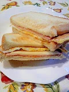 サンドイッチ 作り方 簡単
