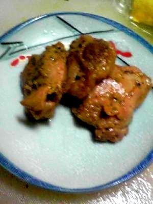 鶏肉 山賊 焼き