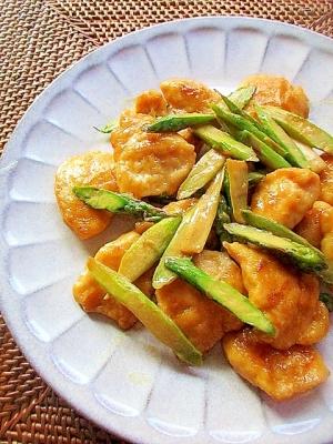 アスパラ 料理 レシピ