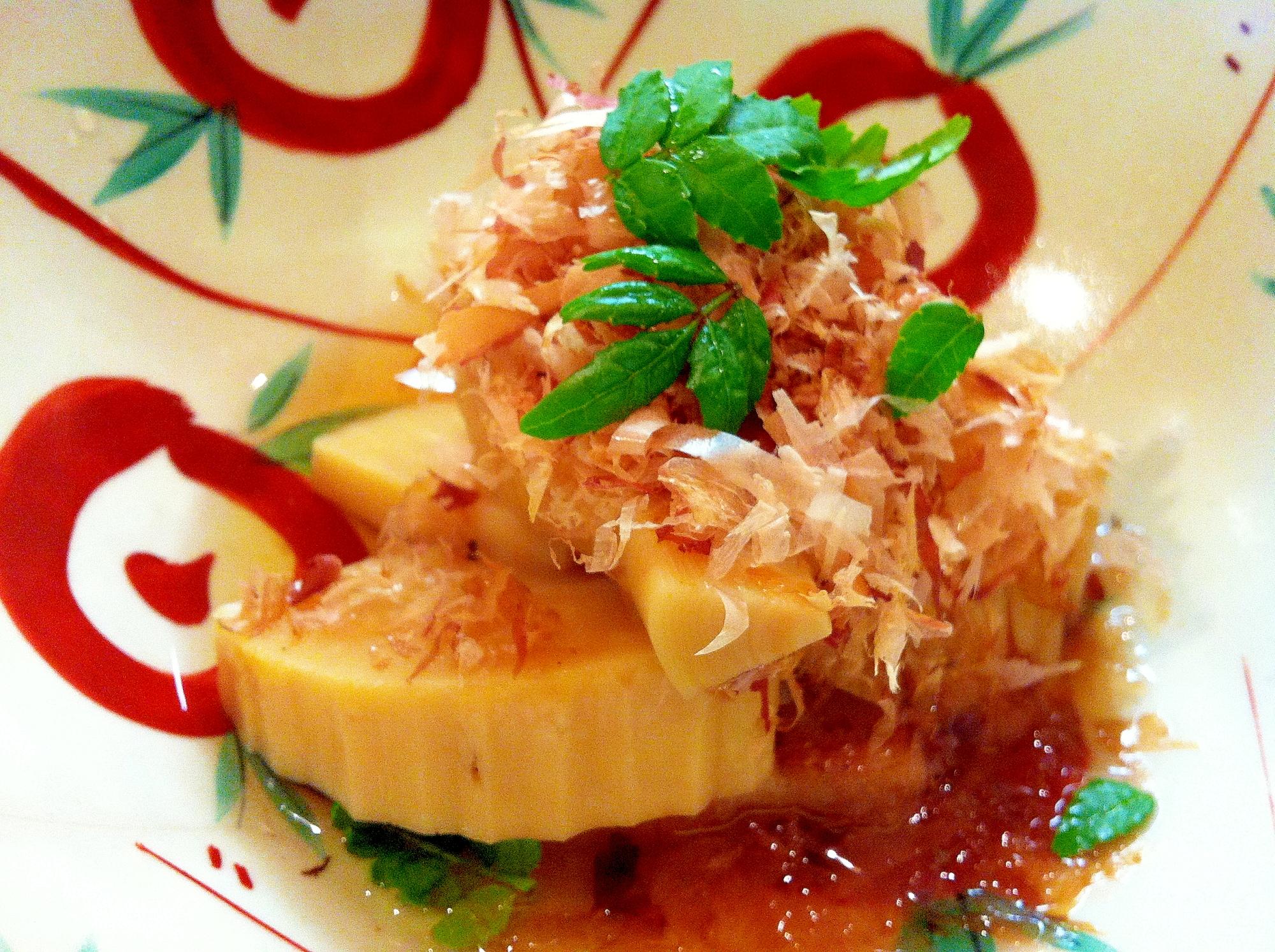 簡単☆筍の土佐煮