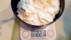 電子レンジで柔らかクリームチーズの作り方