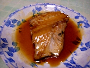 冷凍赤魚でも美味しくなる煮魚♪