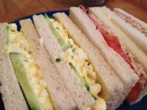 パリでおいしい「贅沢サンドイッチ」いただきます!