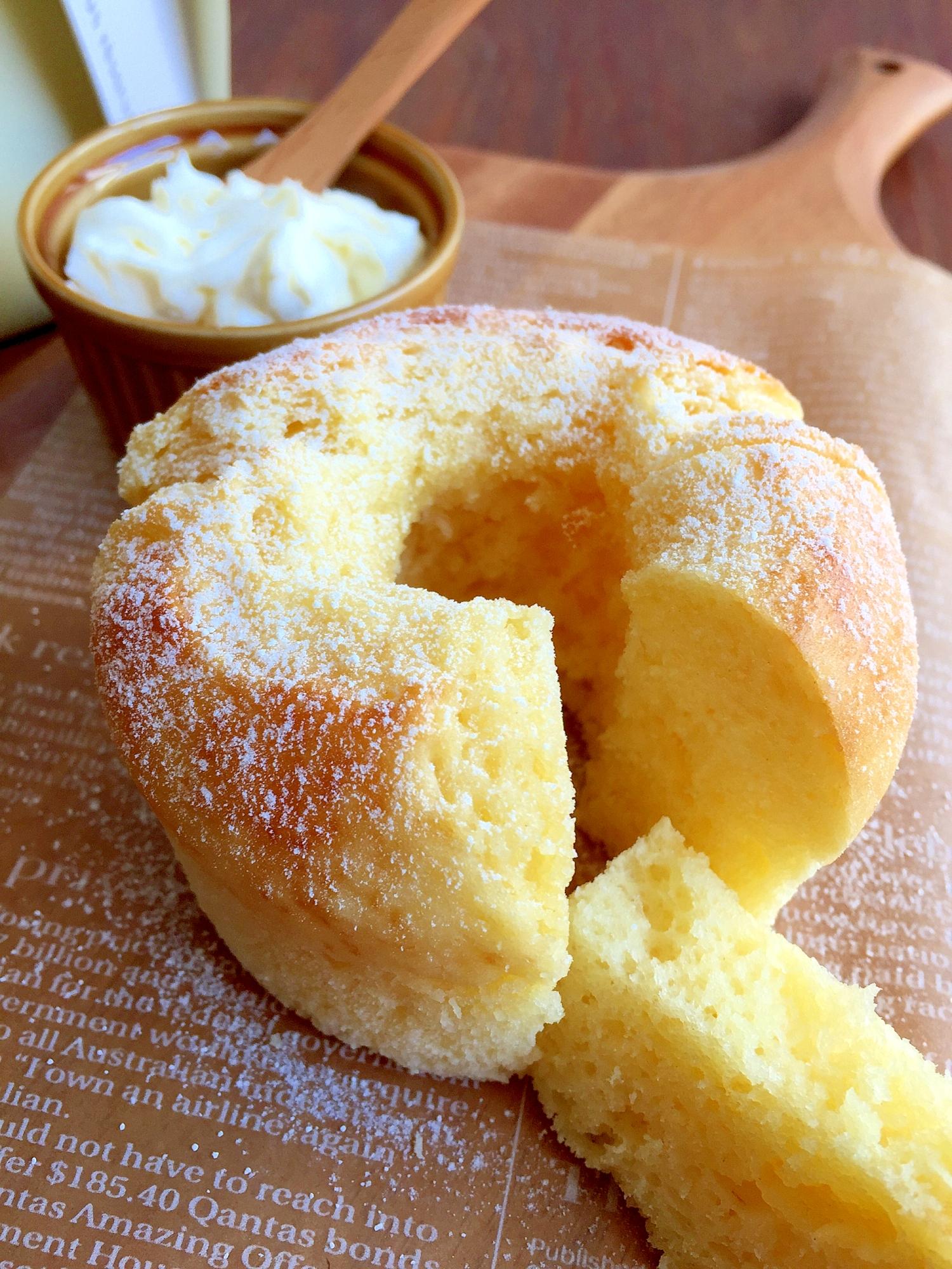 蜂蜜とマスカルポーネチーズのケーキ