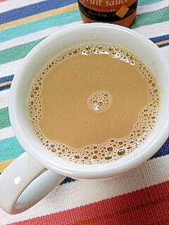 【キレイ応援朝食】シトラスグリーンカフェオレ♪