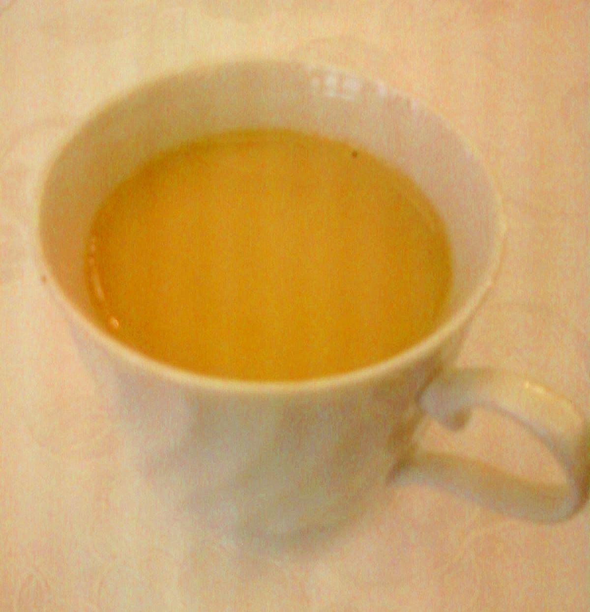 ☆*:・暑い時には★冷たいコーンスープ☆*:・