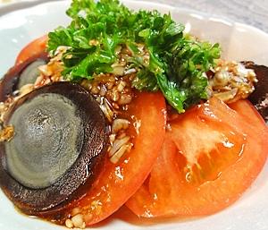 ピリ辛トマトピータン