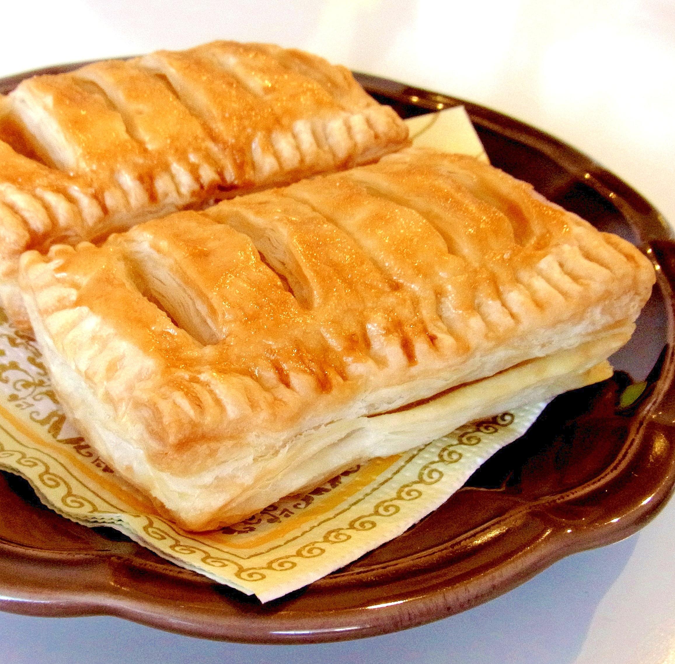 冷凍パイシートを使って✿簡単アップルパイ レシピ・作り方