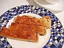 水切りヨーグルトでベイクトチーズケーキ