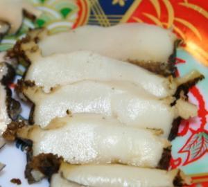 タジン鍋で1分☆やわらかいよ誰でも噛める蒸しアワビ