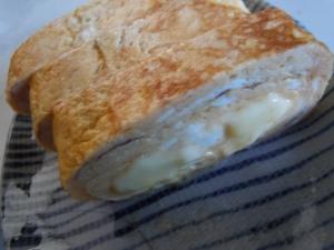 ちょっぴり大人な☆カマンベールチーズ卵焼き