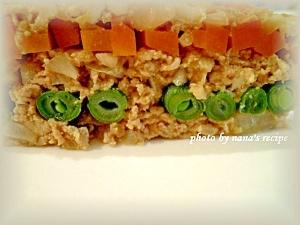 焼き豆腐でボリュームアップ!!ヘルシーミートローフ
