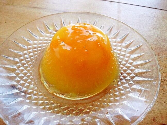 5. みかんのオレンジジュースゼリー