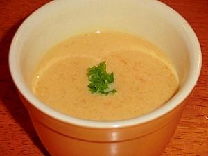 お鍋ひとつで、簡単クリーミーパンプキンスープ