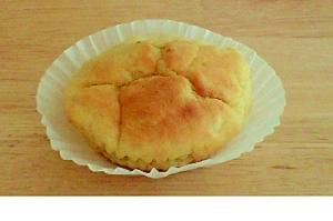 赤ちゃんのバナナケーキ(離乳食後期以降)
