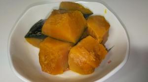 かぼちゃ の 煮物 圧力 鍋