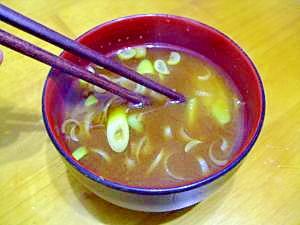 【便秘解消に】トロットほくほくサツマイモのお味噌汁