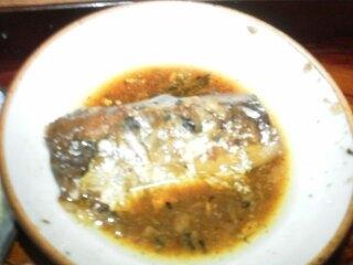 いわしの生姜味噌煮