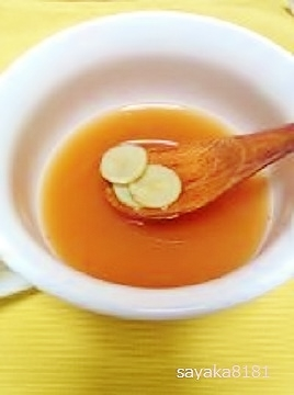 簡単アンチエイジング♪ごぼうのトマトスープ