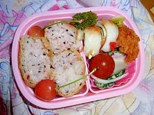 本日ののちゃんお弁当??