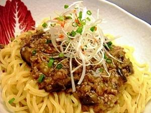 茄子と挽肉の香味煮☆ご飯に♪麺に♪