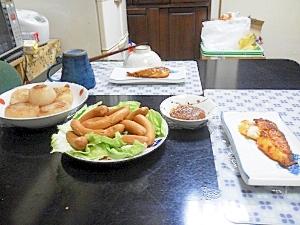 焼き魚(スタミナ味)