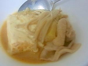 チゲみそ豆乳鍋♪