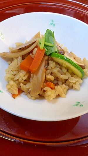 ★松茸ご飯