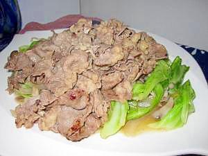 焼き肉プレート