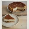 レーズン入りベイクドチーズケーキの参考画像