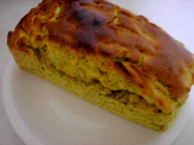 りんご紅茶パウンドケーキ