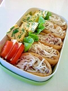 暑い日の思いやり♪素麺弁当