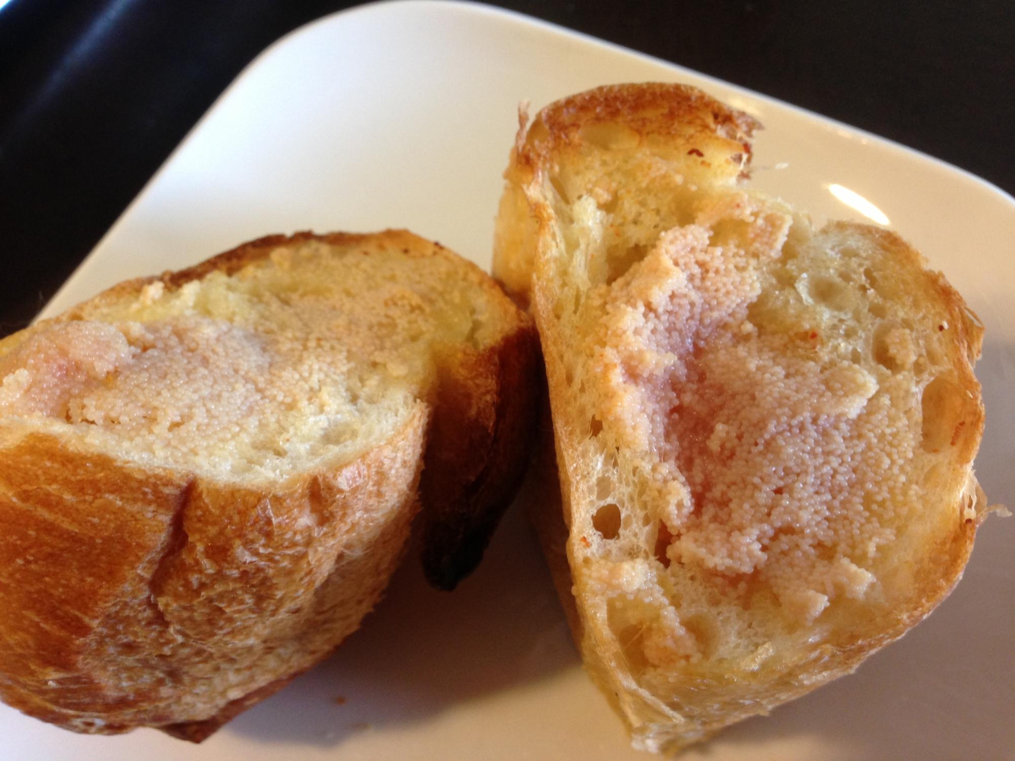 明太子フランスパン