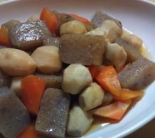 簡単!里芋の煮物★ レシピ・作り方
