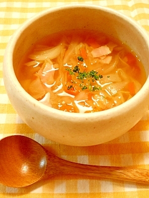 野菜 スープ キャベツ