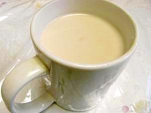 レンジで簡単☆コクがありスパイシー♪甘酒黒糖ミルク