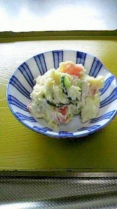 常備菜としてのポテトサラダ