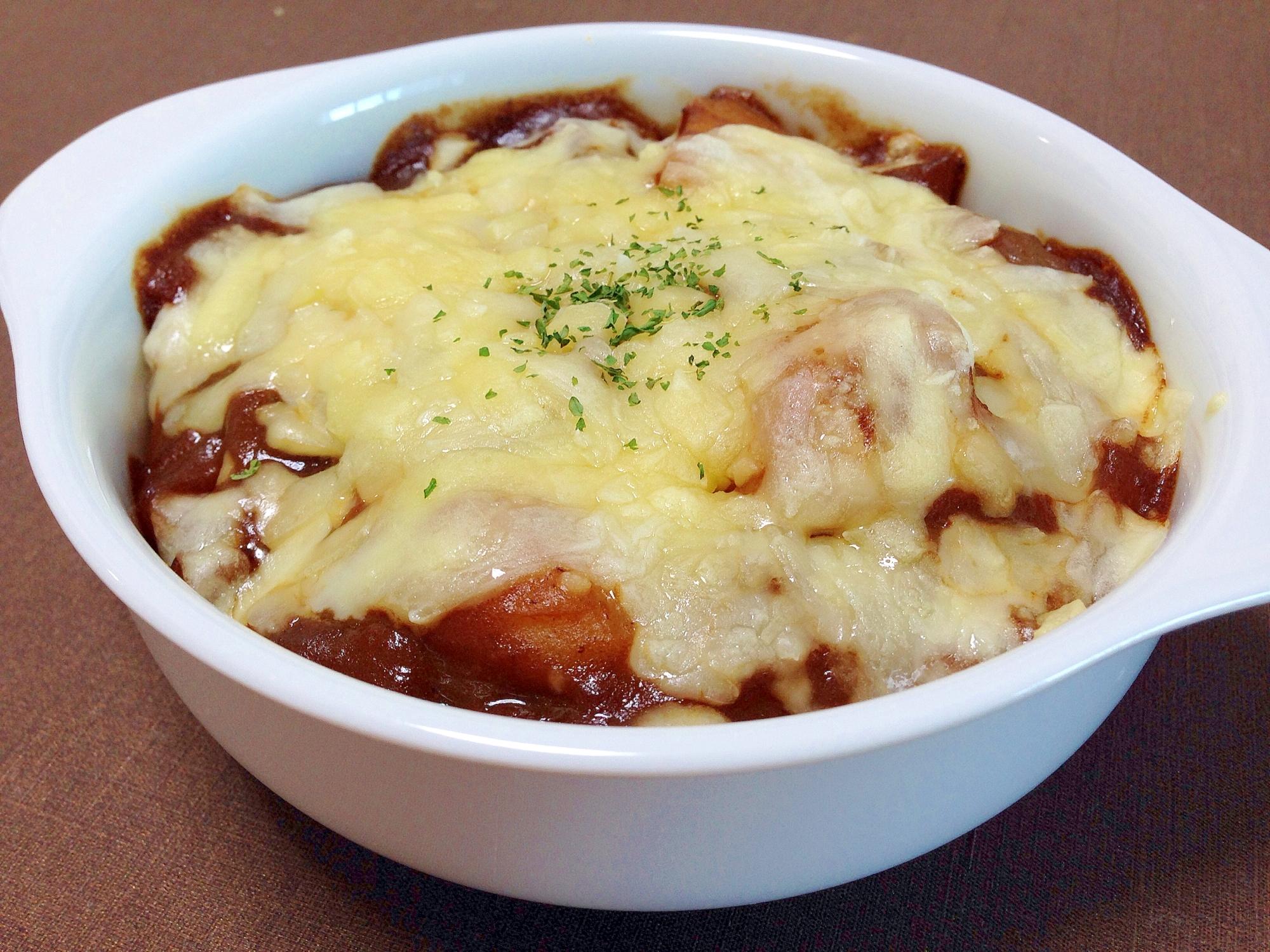 残ったビーフシチューで☆ビーフシチュードリア レシピ・作り方 by うーころちゃん|楽天レシピ
