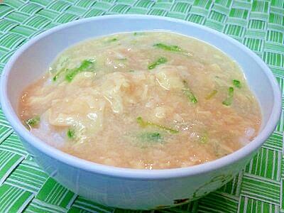 【離乳食】高野豆腐&きぬさやのあんかけ丼