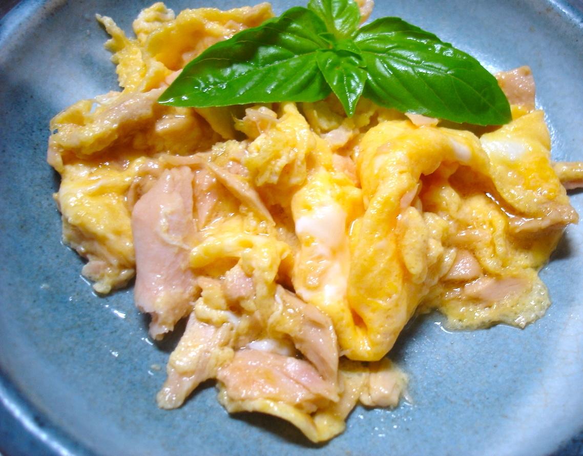 朝ご飯に! あっという間のシーチキン卵 レシピ・作り方 by spices1217|楽天レシピ