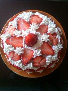 おひとり様ズボラ料理:炊飯器ケーキ